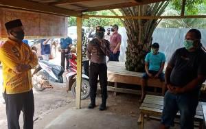 Bupati Sukamara Tinjau THM di Perbatasan Untuk Memastikan Kegiatan Sudah Bubar