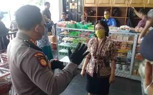 Warga yang Tidak Gunakan Masker akan Disanksi