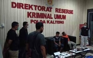 3 Pelaku Pencurian Alat Berat di Barito Selatan Dibekuk, Salah satunya di Palangka Raya