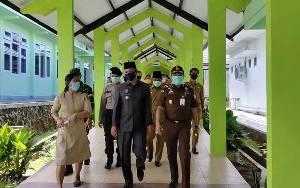 RSUD Sukamara Diminta Segera Tetapkan Petugas Kesehatan Khusus Penanganan Covid-19