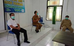 Anggota DPRD dan Gugus Tugas Covid-19 Pulang Pisau Tenangkan Masyarakat Kecamatan Banama Tingang dari Kepanikan