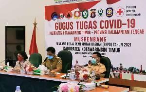 Musrenbang RKPD Kotim 2021 Dilaksanakan dengan Teleconference