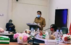 Bupati Minta Seluruh SOPD dan DPRD di Kotim Menjadi Fasilitator Pencegahan Covid-19