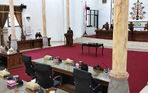 DPRD Sukamara Berikan Catatan Kepada Pemkab Terkait Penyelenggaraan Pemerintahan