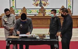 DPRD Sukamara Soroti Ketimpangan Pendapatan Masyarakat