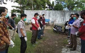 PWI Seruyan Beri Arahan Terkait Peliputan Saat Wabah Covid-19