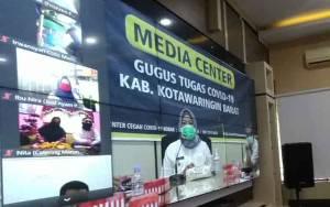 Bupati Kobar Lounching Pasar Online
