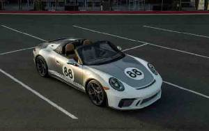 Lelang Porsche 911 Edisi Terakhir Laku Rp 7,7 Miliar