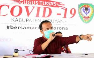 Bupati Seruyan: PNS dan PPPK Harus Mendorong Partisipasi Masyarakat dalam Pencegahan Covid-19