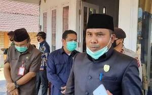 Ketua DPRD Lamandau Minta Realisasi Program Sembako Murah Tepat Sasaran