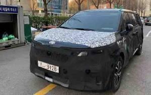 Kia Carnival 2021 Akan Semewah dari Lexus LM: Mobilnya Bos Besar