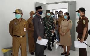 Bupati Sukamara: Masih Ada Kekurangan Rumah Sakit Tangani Covid-19