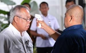 PUPR Bangun Kembali RS Akademi UGM untuk RS Rujukan Covid-19