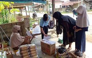 Bansos Covid-19 BPNT dan PKH Barito Timur Sudah Mulai Disalurkan
