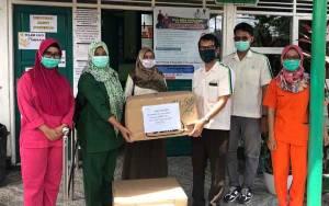 PT SSMS, Tbk Berikan Bantuan APD ke Rumah Sakit dan Puskesmas
