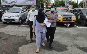 Polisi Ringkus Pelaku Penipuan Bermodus Arisan Bodong di Sampit, Korbannya Ada 48 Orang