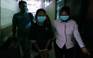 Ibu Bunuh Anak Kandung Gunakan Pisau Dapur Diambil dari Warung Tetangga