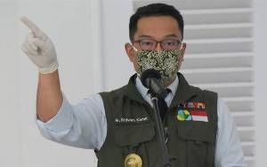 Ridwan Kamil Izinkan Taman Safari Indonesia Bogor Buka