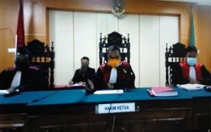 Penadah 258 Jenjang Sawit Divonis 8 Bulan Penjara