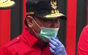 Gubernur Kalteng Minta Wali Kota Palangka Raya Ajukan Perpanjangan PSBB