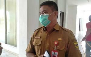Sekretaris DPRD Gunung Mas Apresiasi Kudamata Lakukan Penyemprotan Disinfektan Secara Mandiri