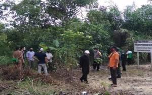 Kelurahan Samba Kahayan akan Bangun Pengelolaan Sampah Reuse Reduce dan Recycle