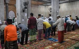 PBNU Terbitkan Protokol New Normal di Masjid, Simak Isinya