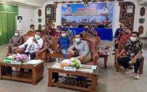 DPRD Pulang Pisau Tetap Jalankan Tugas dan Fungsi Meskipun Anggaran Dipangkas