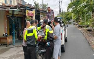 Patroli Balap Liar di Kapuas, Polisi Amankan 9 Motor di Subuh Hari