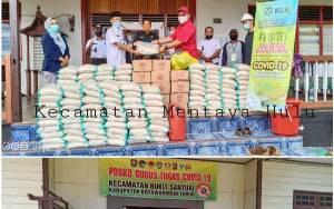 Anggota DPRD Kotim Sebut Bantuan Perusahaan Perkebunan Sangat Membantu Masyarakat