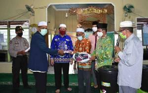 PC NU Kapuas Gencar Berikan Pemahaman Terkait Panduan Ibadah di Tengah Pandemi Covid-19