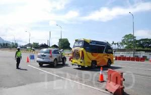Polisi Panggil Pemilik Travel Kepergok Mau Terobos Larangan Mudik