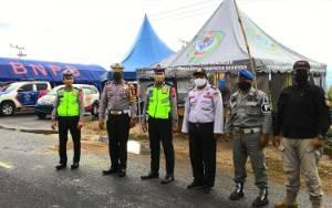 Polres Seruyan Siagakan Tiga Pos Dalam Operasi Ketupat Telabang 2020