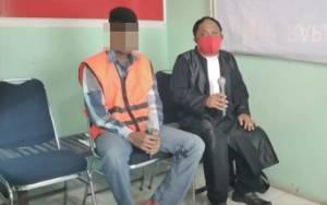 Karyawan Sawit Terdakwa Asusila Mengaku Tidak Bisa Bayar Denda Adat