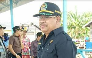 Ini Saran Anggota DPRD Kapuas Terhadap Jembatan Timbang di Anjir Guna Cegah Covid-19