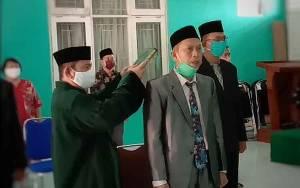 Kepala Kemenag Barito Timur Dapat Promosi Jabatan ke Provinsi