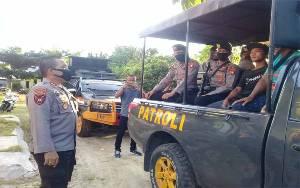 4 Pemuda di G Obos XIX Diamankan karena Pesta Miras