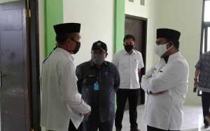 Pemkab Kobar Targetkan Renovasi RS Muhammadiyah Jadi RS Alternatif Covid-19 Selesai Pekan Depan