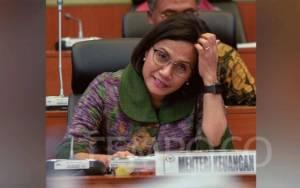 Sri Mulyani Patok Target Penerimaan Perpajakan 2021 Tumbuh 5,5 Persen