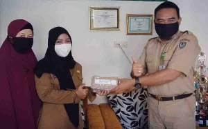 Puskesmas Kuala Pembuang II Banyak Terima Sumbangan APD