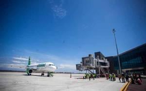 Citilink Uji Terbang Perdana Pesawat Kargo