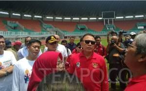 PSSI Tunda Lanjutan Liga 1 dan Liga 2 Musim 2020