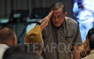 TNI Jelaskan Rencana Pemakaman Djoko Santoso