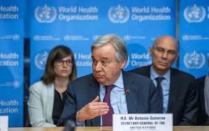 PBB dan China Rundingkan Akses Tanpa Batas ke Xinjiang Terkait Kasus Muslim Uighur Disiksa