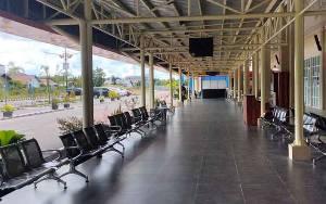 Layanan Penumpang di Bandara H Asan Sampit Mulai kembali Dibuka