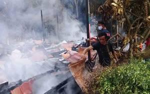 Dinas Pendidikan Minta Sekolah Lakukan Inventarisasi Aset Terbakar