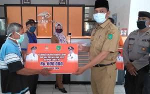 3.004 KK di Sukamara Terima Bantuan Sosial Tunai