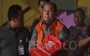 Jaksa KPK Tuntut Eks Dirut Jasa Tirta II 5 Tahun Penjara
