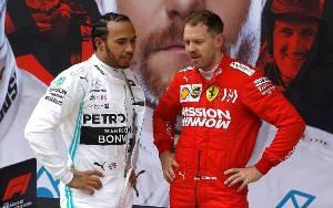 Vettel Tak Perpanjang Kontrak, Lewis Hamilton akan ke Ferrari