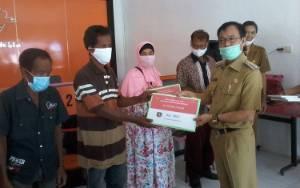 6.391 Warga Katingan Terima Bantuan Sosial Tunai